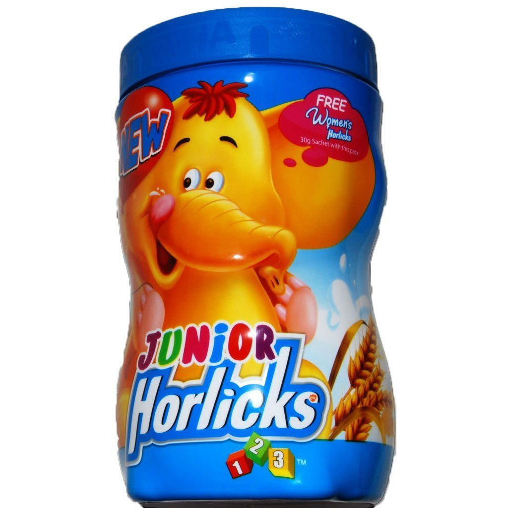 Horlicks Junior Plain