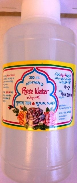 Ashwin Rose Water
