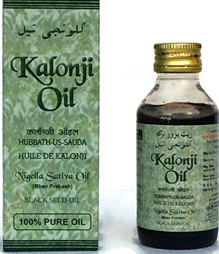 Ashwin Kalonji Oil