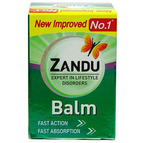Zandu Balm Regular