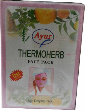 Ayur Thermoherb Face Pack