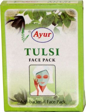 Ayur Tusli Face Pack