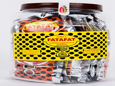 Fatafat Candy In Jar