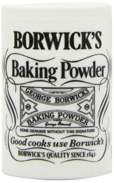 Borwick Baking Powder