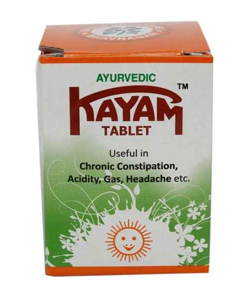 Kayam Churna Tablets