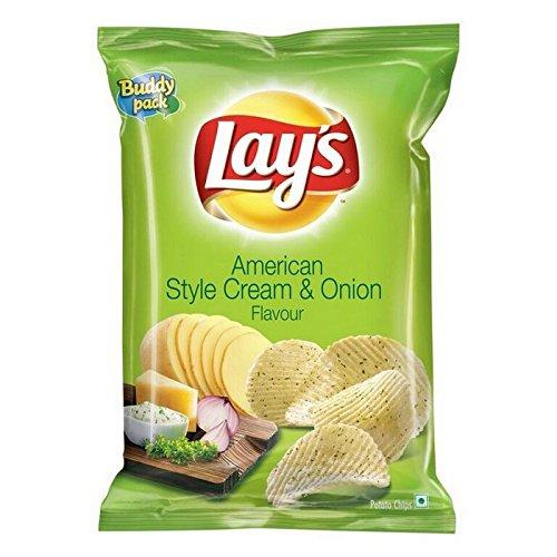 Lays American Cream & Onion