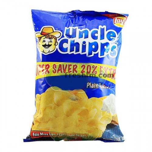 Lays Uncle Chips Plain
