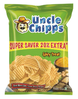 Lays Uncle Chips Spicy Treat