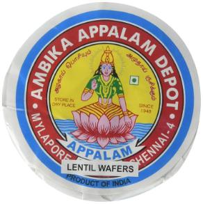 Ambika Appalam Papad