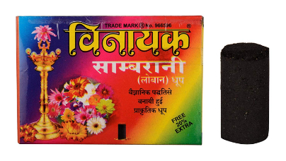 Vinayak Sambhrani Loban Dhoop