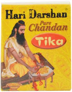 Hari Darshan Chandan Tikka