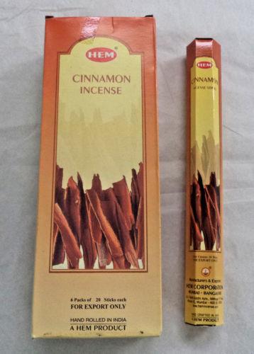 Hem Cinnamon Agarbatti (Incence Stick)