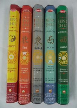 Hem Feng Shui 5-1 Agarbatti (Incence Stick)