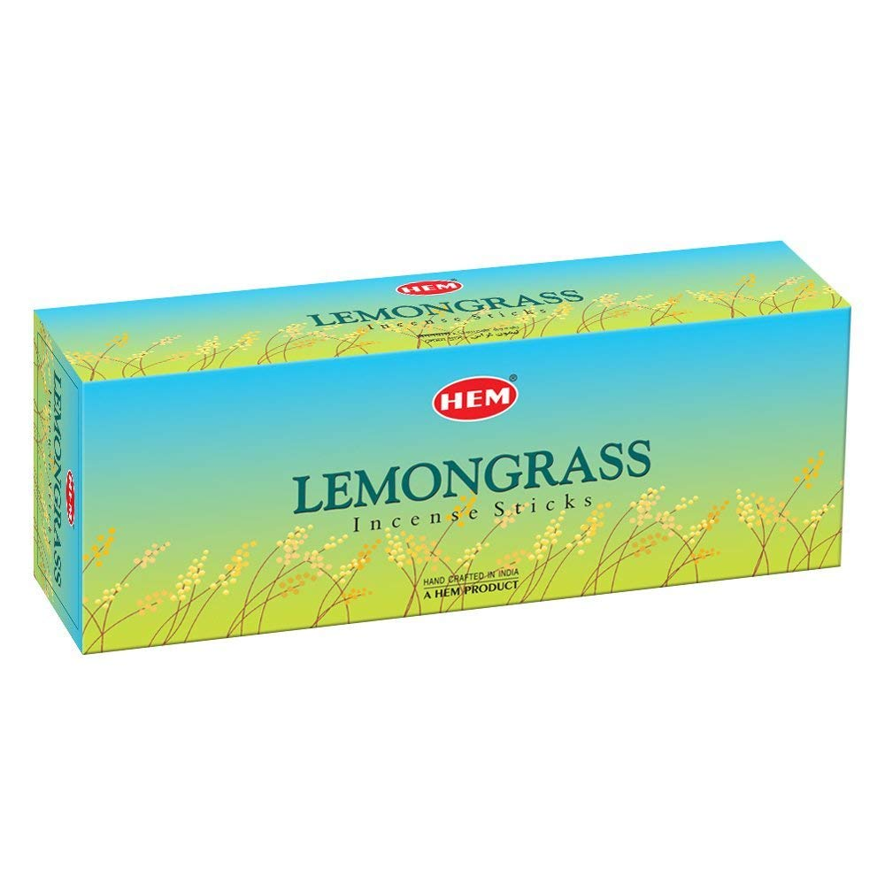 Hem Lemon Grass Agarbatti (Incence Stick)