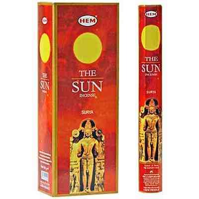 Hem The Sun (Incence Stick)