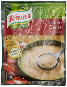Knorr Soup Chicken Delite