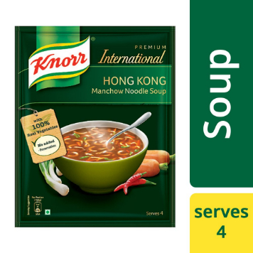 Knorr Soup Chinese Manchow