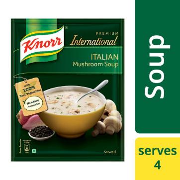 Knorr Soup International Mushroom