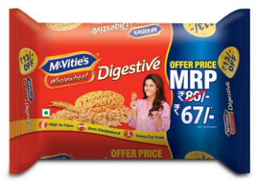 Mcvities Digestive