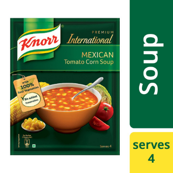 Knorr Soup Mexican