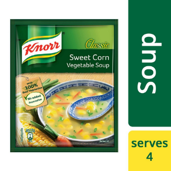 Knorr Soup Sweet Corn