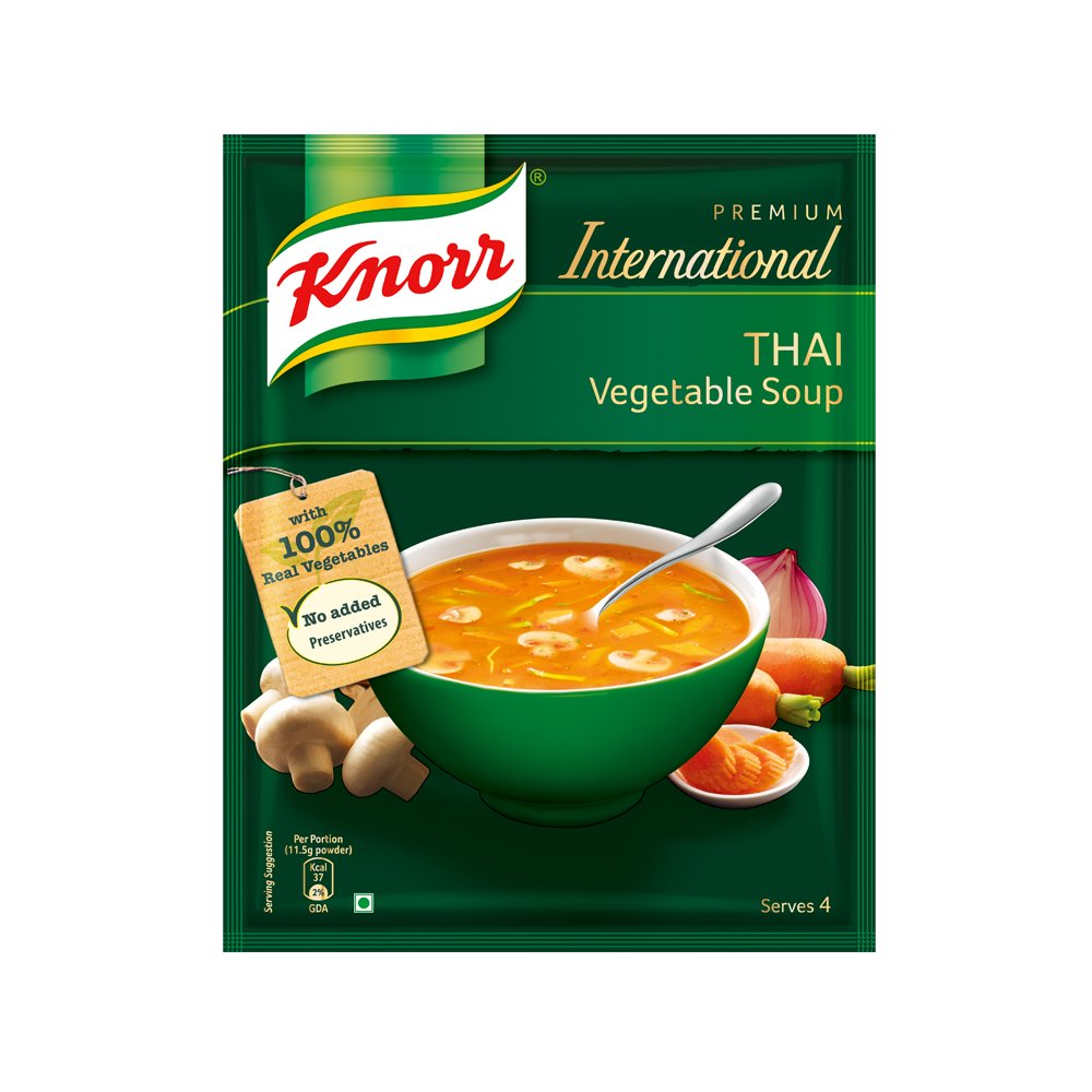 Knorr Soup Thai