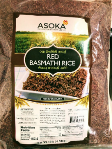 Asoka Red Basmati Rice
