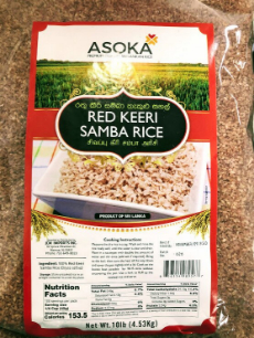 Asoka Red Keeri Samba Rice
