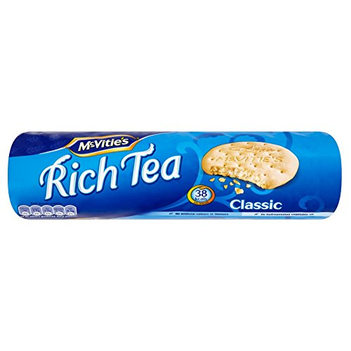 Mcvities Rich Tea Large