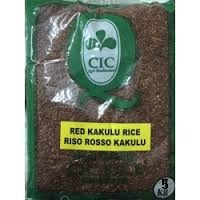 CIC Red Raw Rice