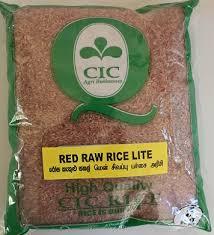 CIC Red Raw Rice Lit