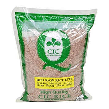 CIC Red Samba Rice Raw Lite