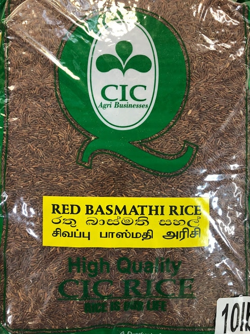 CIC Red Basmati Rice