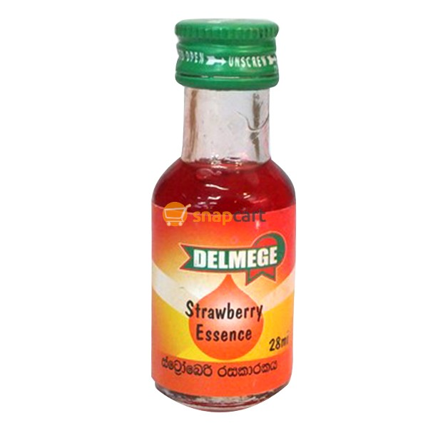 Delmege Strawberry Essence