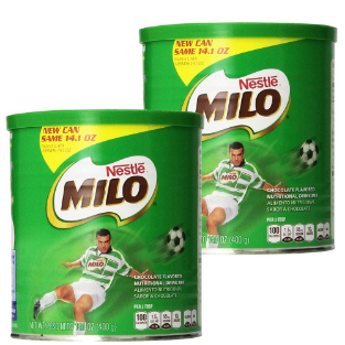 Milo Chocolate Mix Can
