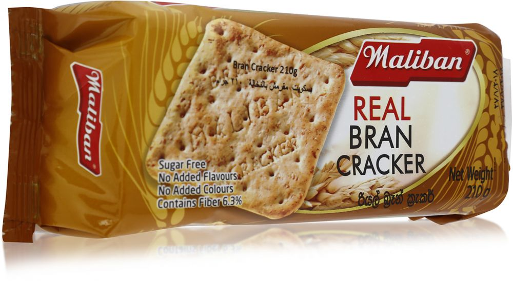 Maliban Bran Crackers