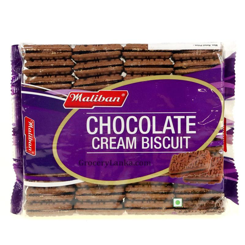 Maliban Chocolate Cream