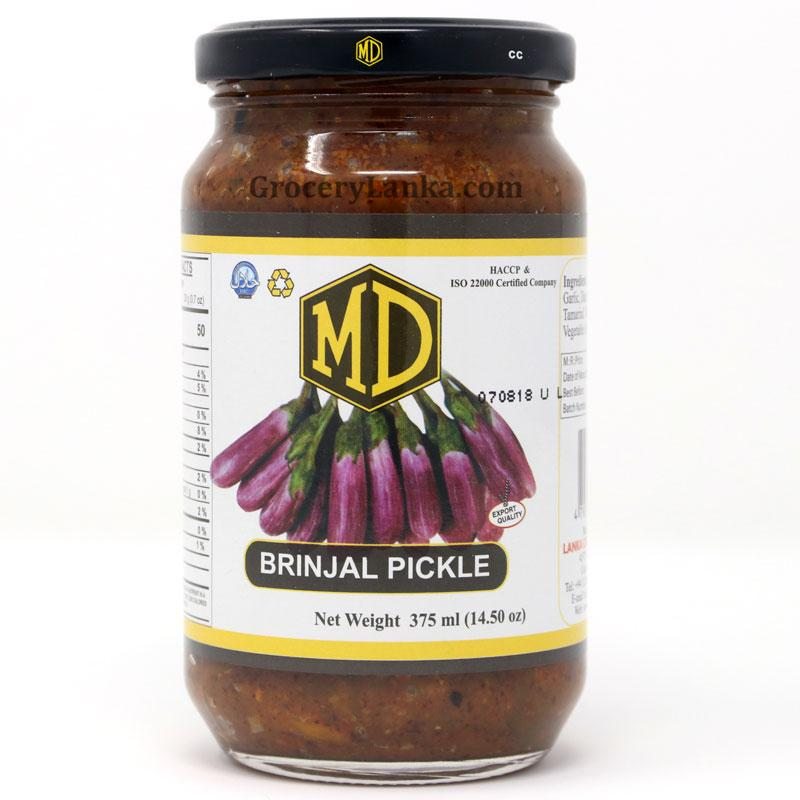MD Brinjal Pickle