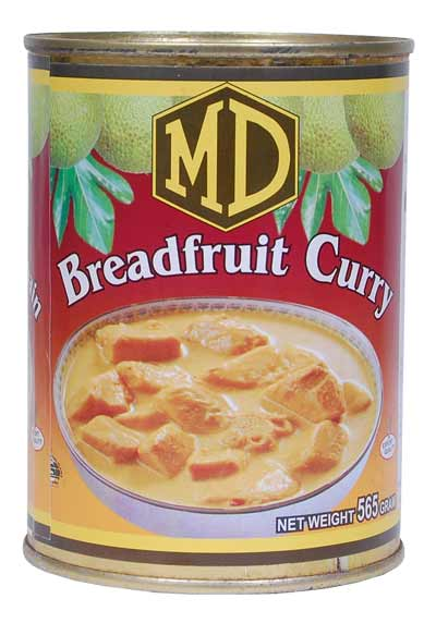 MD Bread Fruit Curry in Can