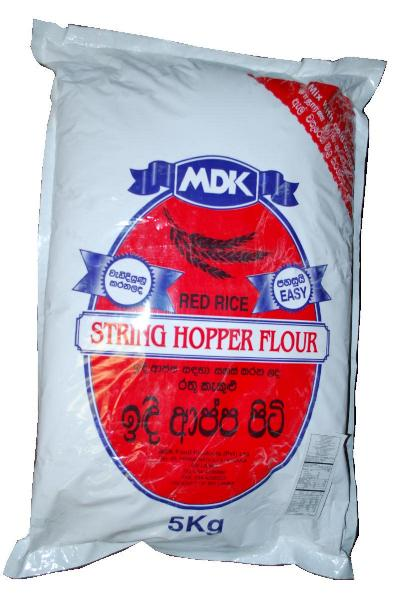 MDK String Hopper Flour Red
