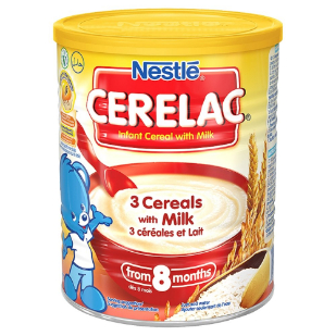 Nestle Cerelac 3Cereal