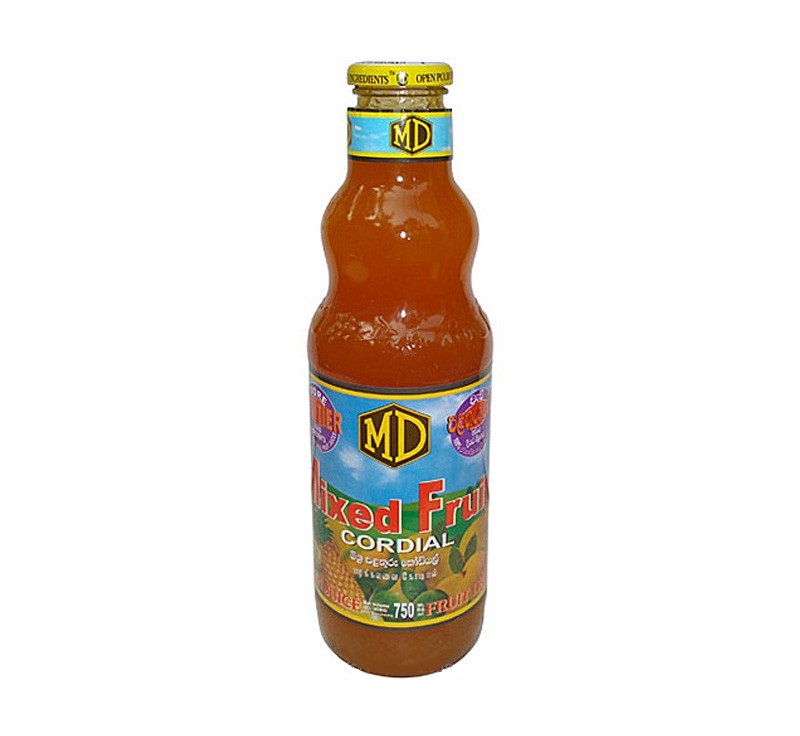 MD Mix Fruit Cordial