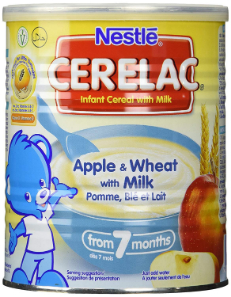 Nestle Cerelac Apple