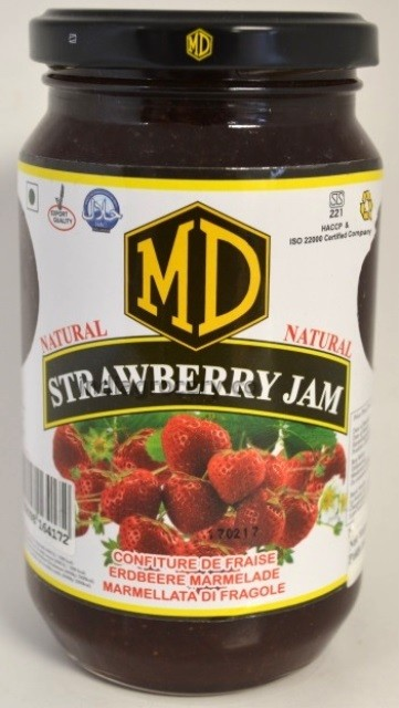 MD Strawberry Jam
