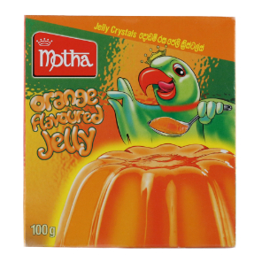 Motha Jelly Orange