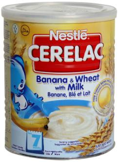 Nestle Cerelac Banan