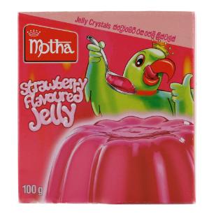 Motha Jelly Strawberry
