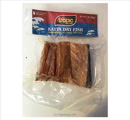 Tropic Island Dry Katta Fish
