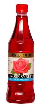 Kelvert Rose Syrup