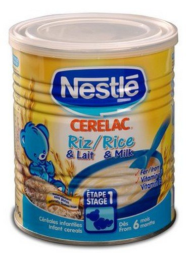 Nestle Cerelac Rice